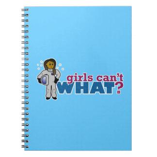 Girl Astronaut 2 Journal
