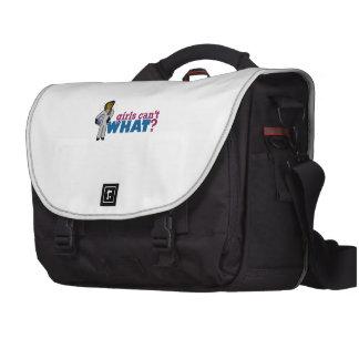 Girl Astronauts Commuter Bag