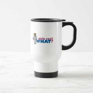 Girl Astronauts Travel Mug