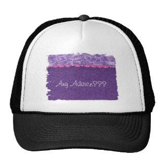 Girl-baby shower trucker hat