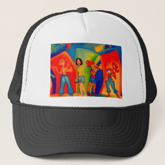 Girl band Jam session Trucker Hat