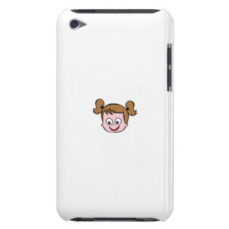 girl barely there iPod covers