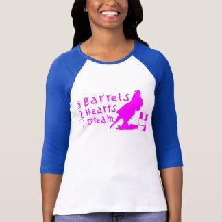 GIRL BARREL RACING SHIRT