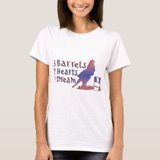 GIRL BARREL RACING T-Shirt