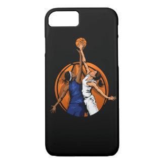 Girl Basketball Jumpball iPhone 7 Case