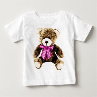 Girl Bear Baby T-Shirt