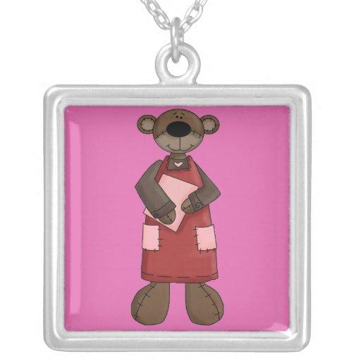 Girl Bear Eight Jewelry
