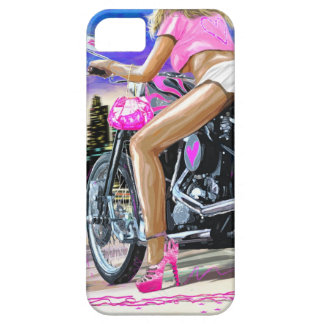 GIRL BIKE LEGS iPhone SE/5/5s CASE