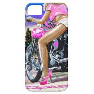 GIRL BIKE LEGS iPhone SE/5/5s CASE
