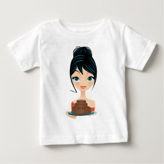 girl birthday baby T-Shirt