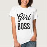 GIRL BOSS | Retro Typography Women's T-Shirt