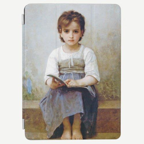 Girl, Bouguereau iPad Air Cover