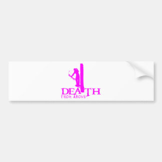 GIRL BOWHUNTER BUMPER STICKERS