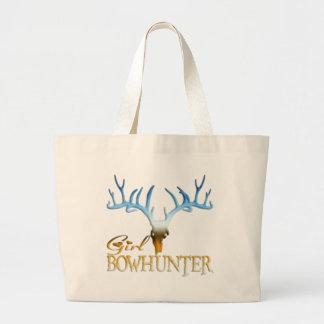 GIRL BOWHUNTER DEER BAGS