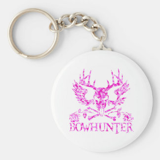 GIRL BOWHUNTER KEY CHAINS