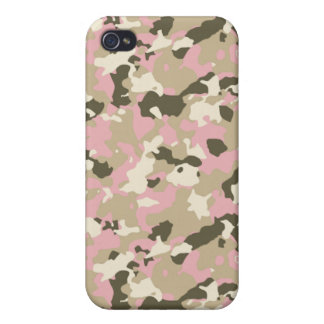 GIRL CAMO CASES FOR iPhone 4