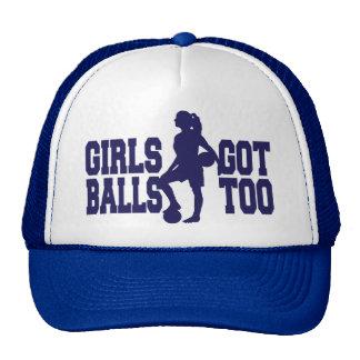 Girl Cap Trucker Hat