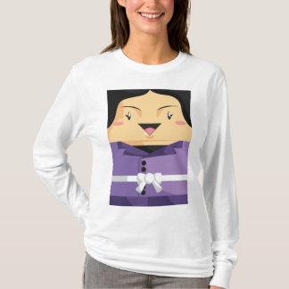 Girl Cartoon 4 T-Shirt