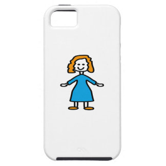 girl iPhone 5 cases