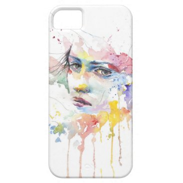 girl iPhone SE/5/5s case
