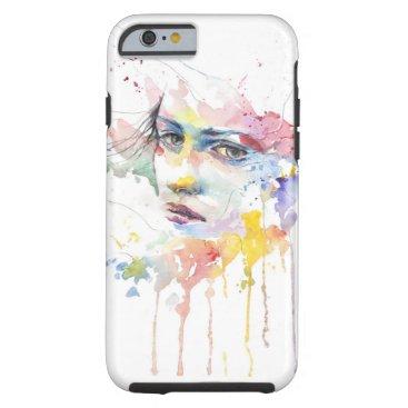 girl tough iPhone 6 case