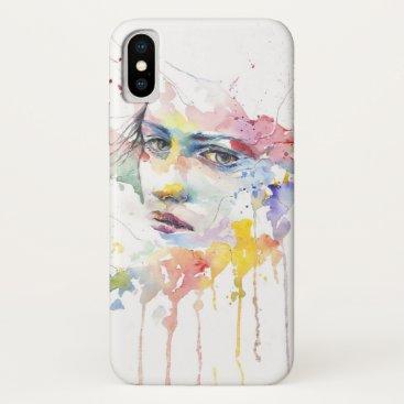 girl iPhone x case