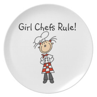 Girl Chefs Rule Plates
