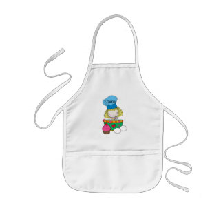Girl Cook Apron