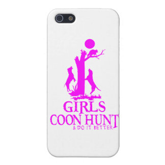 GIRL COON HUNTING COVERS FOR iPhone 5