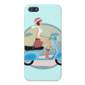 Girl Cover For iPhone 5