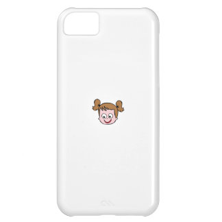 girl cover for iPhone 5C