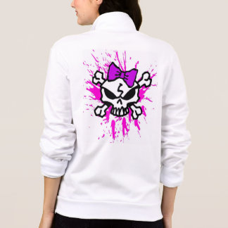 Girl Crossbones Jacket