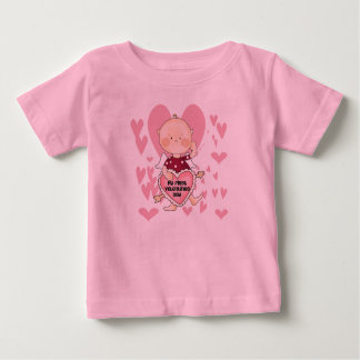 Girl Cupid 1st Valentine Tshirts and Gifts