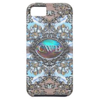 Girl Damsel Damask Girly iPhone SE/5/5s Case