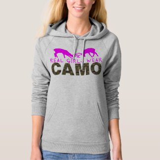 GIRL DEER HUNTER HOODIE