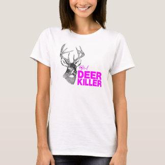 GIRL DEER KILLER T-Shirt