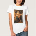 Girl Defending Herself Against Cupid by Bouguereau Shirts