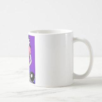 Girl DJ Coffee Mug