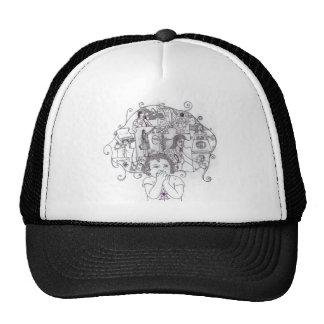 Girl Dreams 2 Trucker Hat