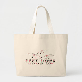 GIRL DUCK HUNTING CANVAS BAGS