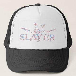 GIRL DUCK SLAYER TRUCKER HAT