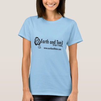 girl Earth and Tone T-Shirt