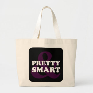Girl Empowerment: You can be pretty and smart Bag