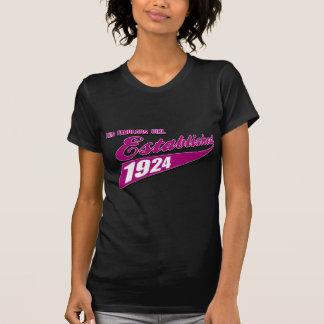Girl Established 89 T-Shirt