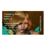 Girl Fae Business Cards
