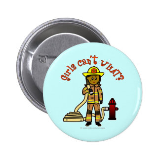 Girl Firefighter Pins