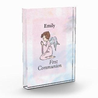 Girl, First Communion Angel Award