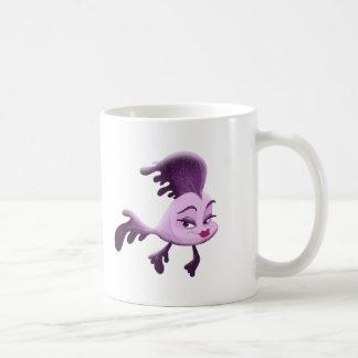 Girl Fish Coffee Mug
