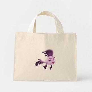 Girl Fish Mini Tote Bag