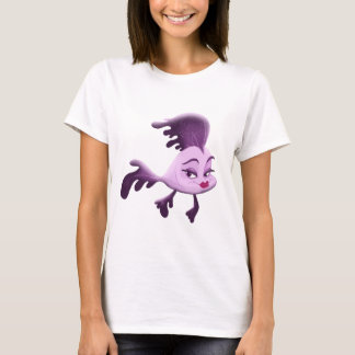 Girl Fish T-Shirt
